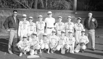 Elks Little League Teams Hudson 1963 (5)
