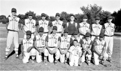 Hudson Baseball Team 1964