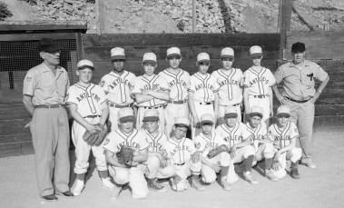 Hudson Elks Club Little League 1963 (1)