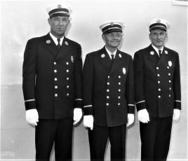 Hudson Fire Comm. 1961
