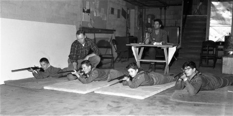 Hudson Fish & Game Club Dean Delp, Pres. 1961 (2)