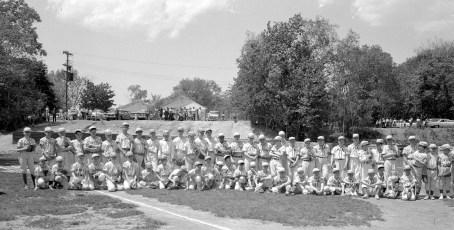 Hudson LL Opening Day Parade & Festivities 1963 (8)