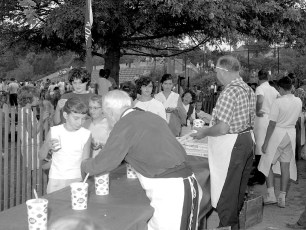 Hudson Police Youth Field Day 1963 (1)