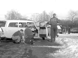 Hudson Rescue 7 & Greenport Rescue joint disaster tests 1960 (3)