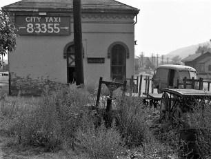 Hudson Train Station & Grounds 1960 (6)
