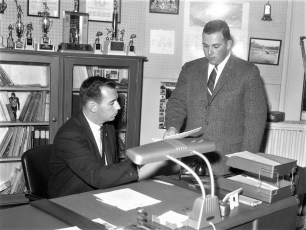 Hudson Youth Day Mayor for a Day 1961 (2)