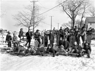 Hudson Youth Sleding Contest 1960 (1)