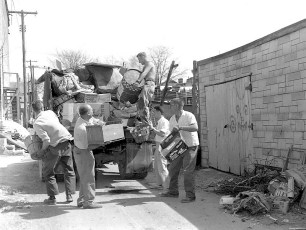 Hudson city wide Spring Cleaning Day 1962 (1)