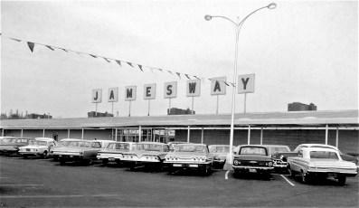 Jamesway Discount Foods Store Rt. 9 Greenport 1964 (2)
