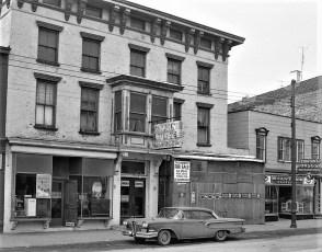 Lincoln Hotel Warren Street 1961