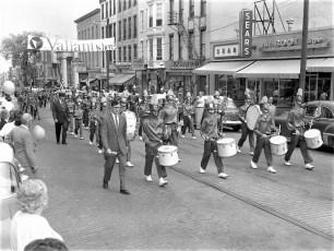 Memorial Day Parade Hudson 1960 (1)