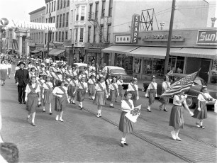 Memorial Day Parade Hudson 1960 (3)