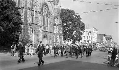 Memorial Day Parade Hudson 1963 (1)