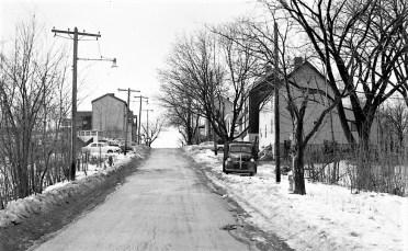 Mill Street perhaps Hudson 1961 (3)
