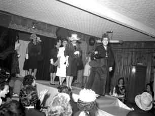 Mt. Carmel Church Fashion Show 1963 (2)