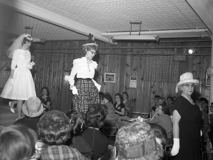 Mt. Carmel Church Fashion Show 1963 (3)