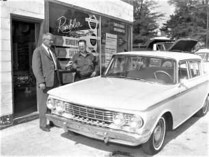 Pulcher's Motors  62 Rambler Hudson 1961