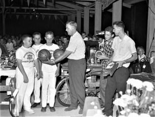 Soap Box Derby Awards Banquet Hudson 1960 (5)