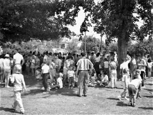 Youth Day Hudson Police Dept. 1961 (1)
