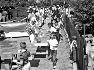Youth Day Hudson Police Dept. 1961 (2)
