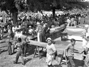 Youth Day Hudson Police Dept. 1961 (4)