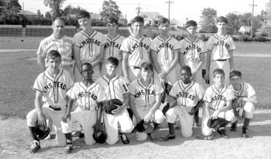 Babe Ruth League Hudson 1967 (2)