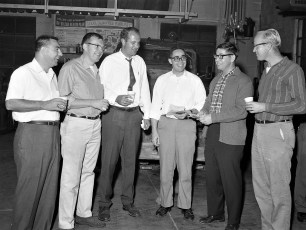 Hudson Jaycees Annual Cookout at Canape's 1966 (2)
