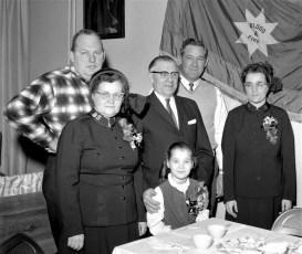 Salvation Army Hudson 1965