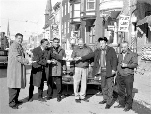 Teamsters Union Elections Hudson 1966