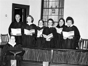 1st Baptist Church Hudson 1975