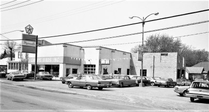 Canape Bros. new addition Fairview Ave. Hudson 1971 (1)
