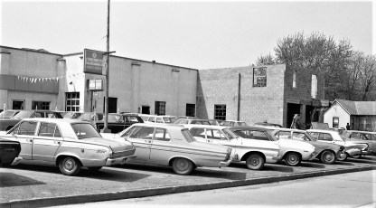 Canape Bros. new addition Fairview Ave. Hudson 1971 (2)