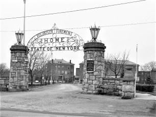 Firemens Home Entrance 1973
