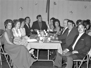 Hudson Elk's Club Ladies Aux. Banquet 1973 (2)