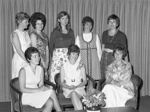 Hudson Jaycee Banquet at Omi 1974