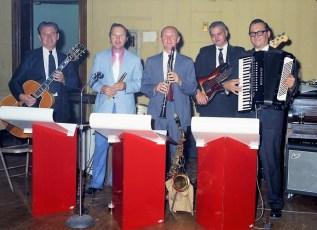 Joe Skrocki Jr. Band Hudson 1971