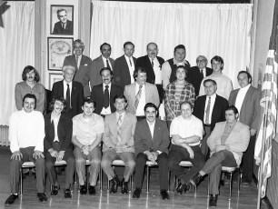Loyal Order of Moose New Members Hudson 1973