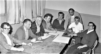 Moose Bldg. Comm. Fund Raising for new property 1971