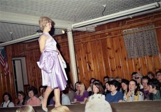 Mt Carmel Church Fashion Show Hudson 1971 (1)