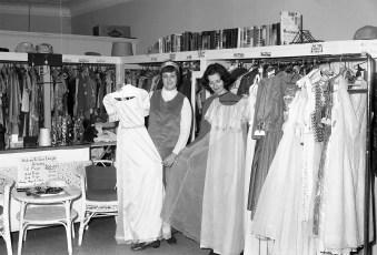 Nearly New Shop Hudson 1971