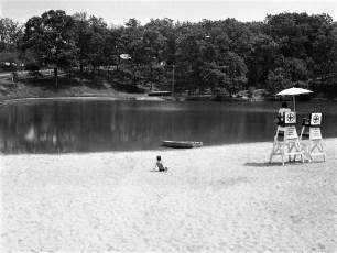 Oakdale Lake Opening Day Hudson 1977