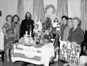 St. Nicholas Ukrainian Catholic Church Bazaar Hudson 1975
