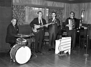 The Len Miller Trio Hudson 1970
