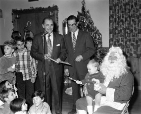Clermont Fire Co. Xmas Party 1971 (2)