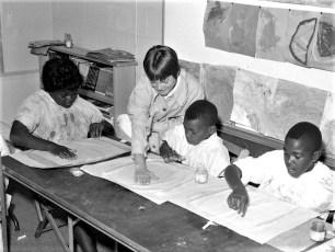 Col. Cty. Migrant Day Care Center Manorton Church  Livingston 1966 (2)