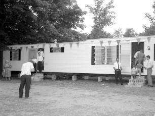 Hudson Mobile Homes John Alvarez at Col. Cty. Fair 1966 (2)