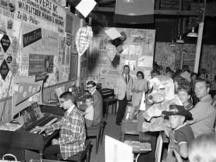 Niver's Radio Shack Col. Cty. Fair Exhibit 1966 (2)