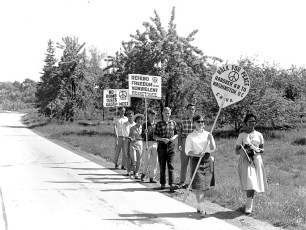 Walk for Peace 1960s