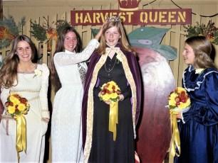 Col. Cty. Harvest Queen Ellen Kennedy 1973  (2)