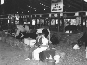 4-H moments at the Columbia County Fair 1976 (1)